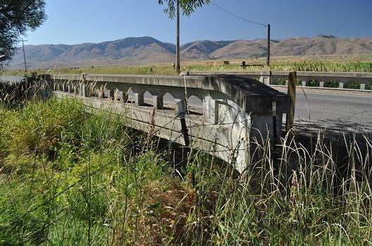 Alder Creek Bridge
