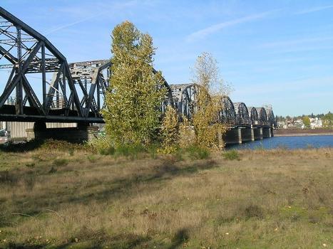 B.N.S.F. Railroad Bridge 9.6