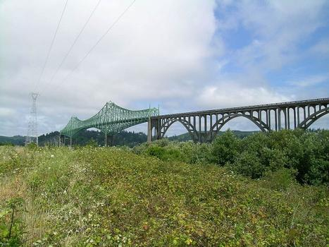 Conde B. McCullough Memorial Bridge