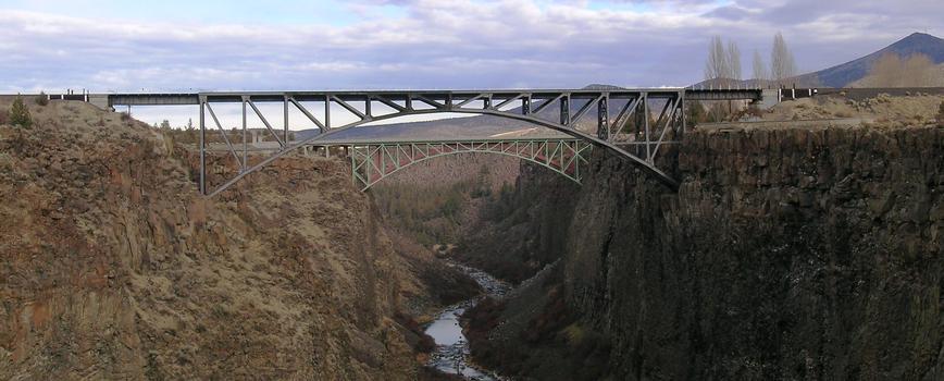 Crooked River Rail Bridge