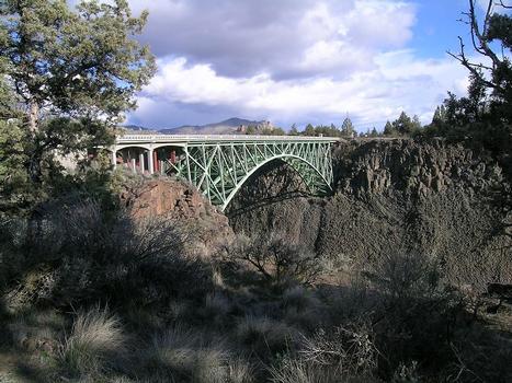 Crooked RiverBridge