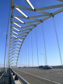 Fremont Bridge - Upper Deck