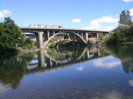 Gold Hill Bridge