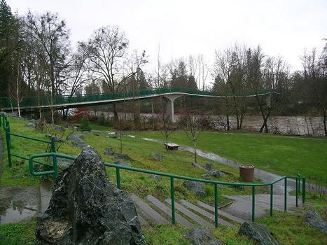 Rogue River Ribbon Bridge