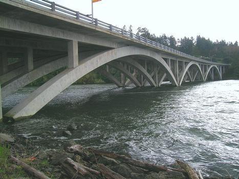 Haynes Inlet Slough Bridge
