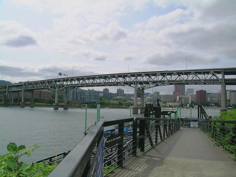 Marquam Bridge