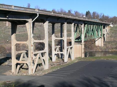 Maupin Bridge