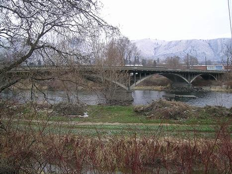 Old Monitor Road Bridge