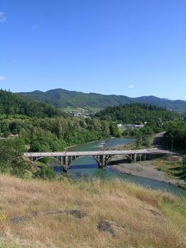 Myrtle Creek Bridge