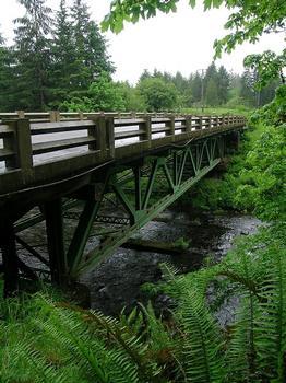 North Fork Nehalem River Bridge