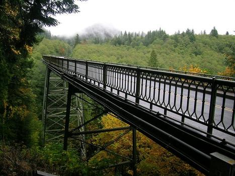 North Fork Quartz Creek Bridge