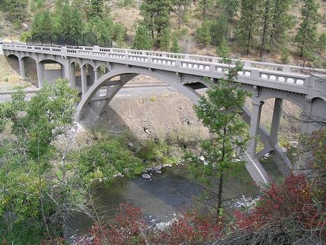 Grand Ronde River Bridge