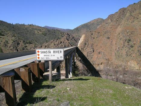 Shasta River Bridge
