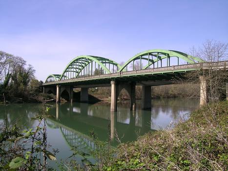 South Umpqua River Bridge (Winston Bridge)