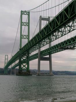 1950 Tacoma Narrows Bridge