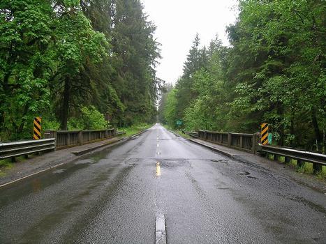 West Fork Humbug Creek Bridge