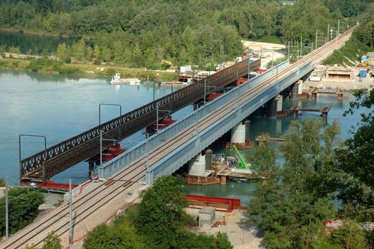 Culoz-Eisenbahnbrücke