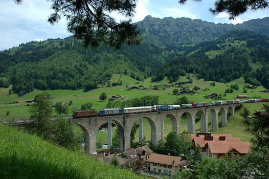 Old Kander Viaduct
