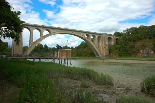 Pont de Lessart sur la Rance
