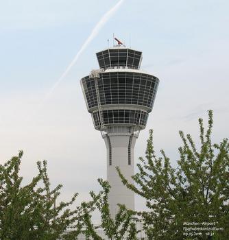 Munich International Airport – Munich Airport Tower
