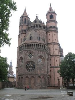 Worms: Dom St. Peter