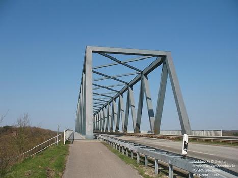 Hochbrücke Grünenthal