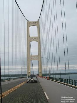 Mackinac Straits Bridge