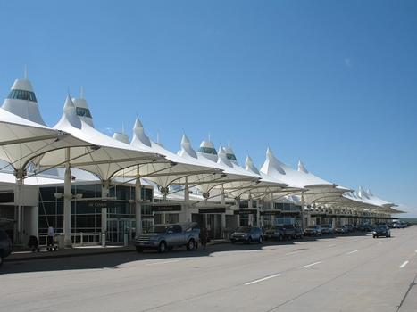 Denver International Airport Passenger Terminal