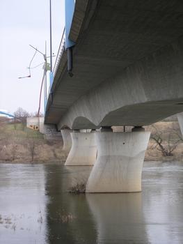 Friedensbücke Magdeburg (Brücke des Friedens)