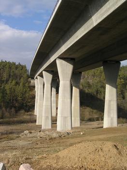 A 71 - Bahratalbrücke