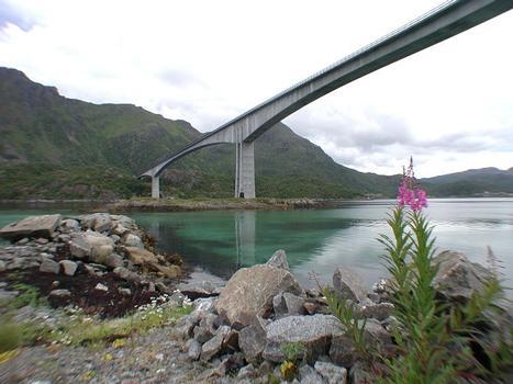 Raftsundet Bridge
