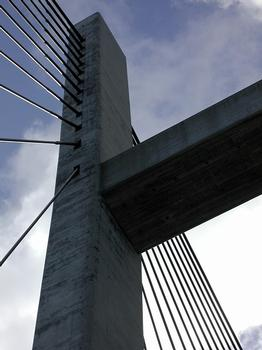 Nordhordland Cable-Stayed Bridge