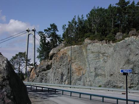 Storda Bridge, Triangle Link, Norway