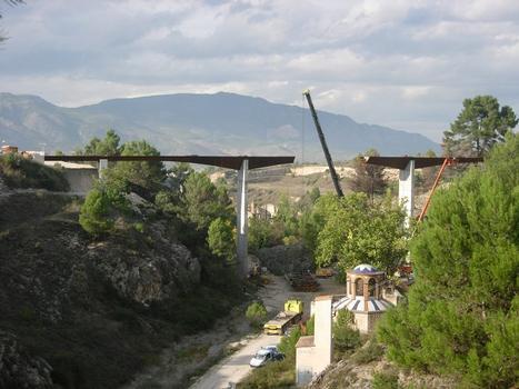Viaduc d'Alcoy Sur