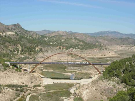 La Vicaria Arch Bridge