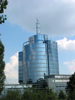 Stuttgart - Bülow-Turm