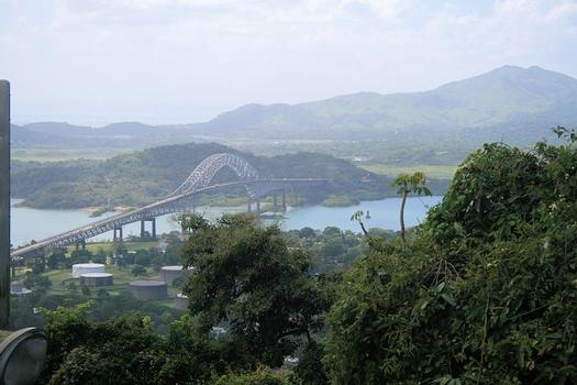 Bridge of the Americas, Panama