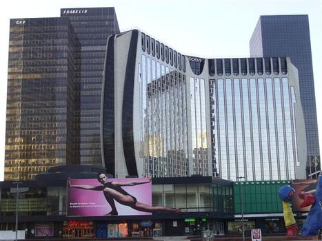 Paris-La Défense – SCOR