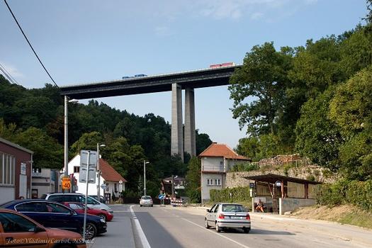 Most Vysočina