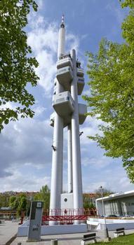 Tower Park Praha-Žižkov