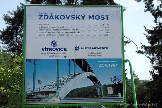 Zdakov Bridge