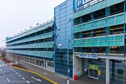 Prague Airport Parking C Garage