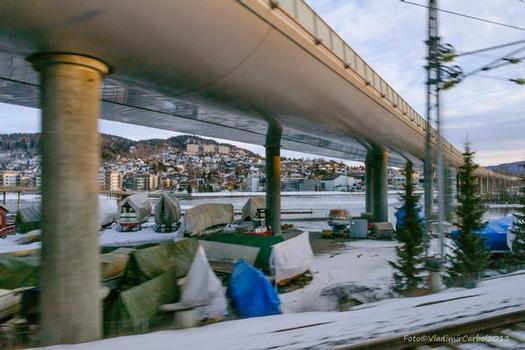The New Drammen Bridge