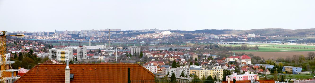 Berounka-Talbrücke