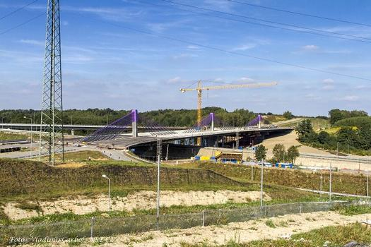 Mszana A1 Motorway Bridge