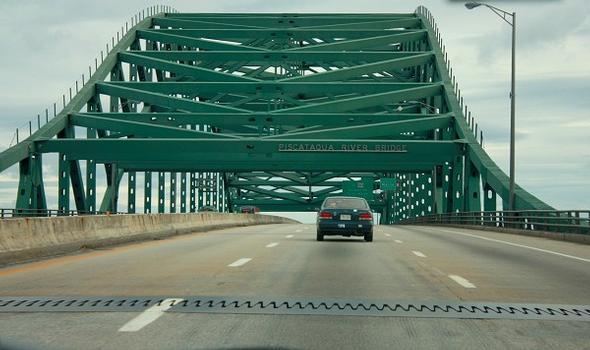 Piscataqua River I-95 Bridge