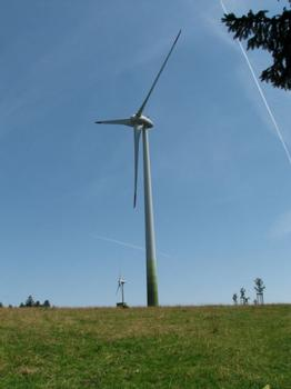 Saint-Brais Enercon E-82 Wind Turbine