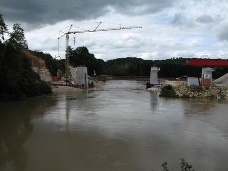 TGV Rhein-Rhone – Ognonviadukt