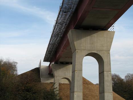 TGV Rhein-Rhone – Pertuisviadukt