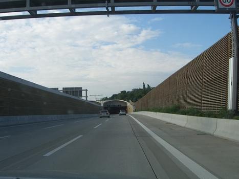 Autobahn A 113 – Tunnel Rudower Höhe